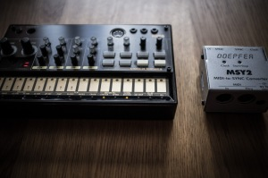 Volca and MSY-2